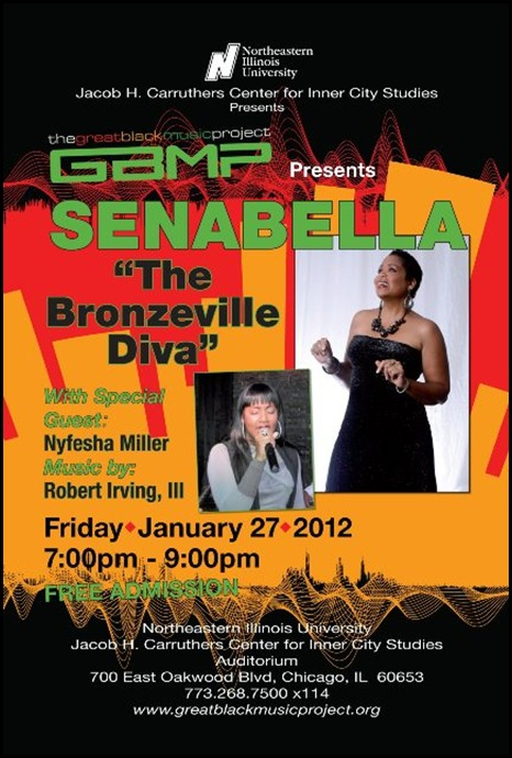 Senabella and MORE Fri, Jan 27, 2012